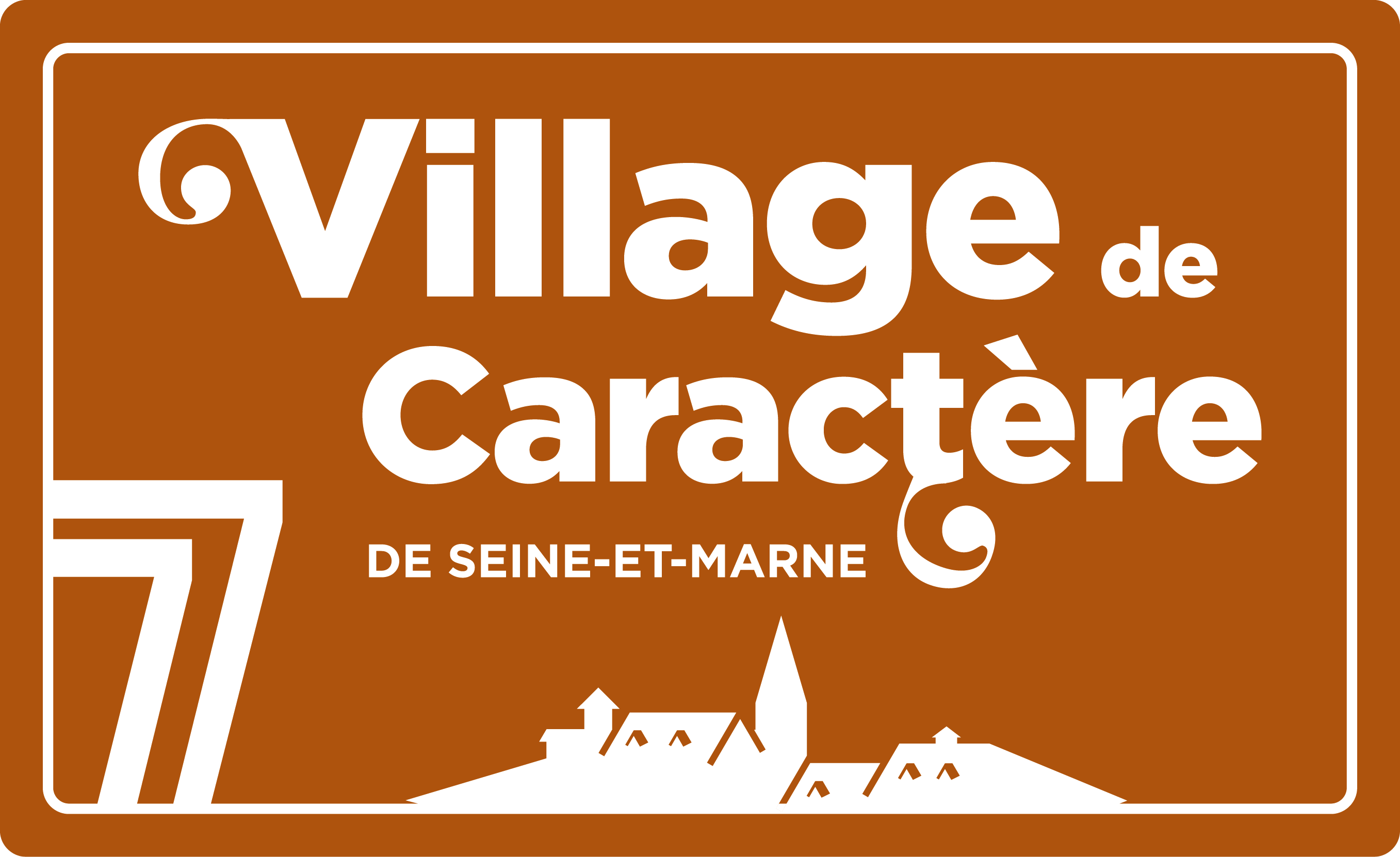Seine Port LabelVillageCaractere